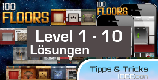 100 Floors Level 11 12 13 14 15 16 17 18 19 20