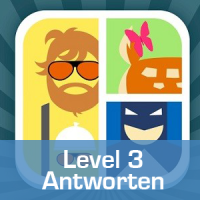 Icomania Lösung Level 3 deutsch - Antworten für iPhone & Android
