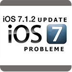 iOS 7.1.2 Update Probleme