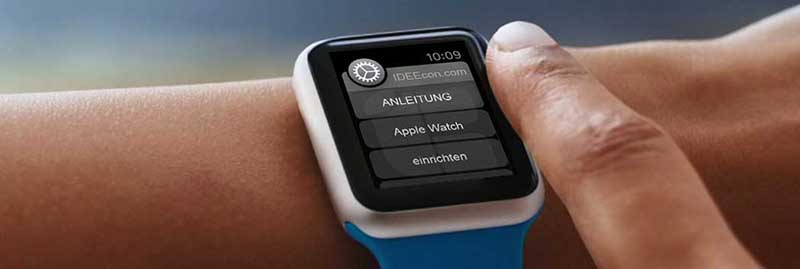 anleitung apple watch einrichten in 8 schritten ideecon news l sungen tipps ios. Black Bedroom Furniture Sets. Home Design Ideas