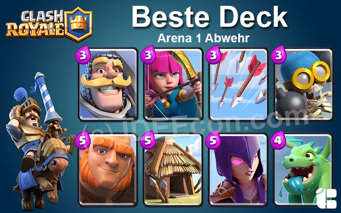 Clash-Royale-Deck-Arena-1-Angriff
