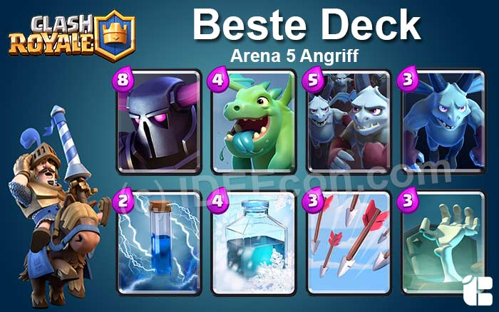 Clash-Royale-Deck-Arena-5-Angriff