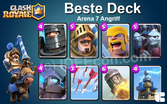 Clash-Royale-Deck-Arena-7-Angriff