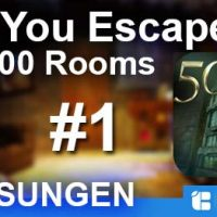 Can You Escape The 100 Rooms 1 Lösung aller Level
