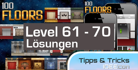 100 floors level 61 62 63 64 65 66 67 68 69 70 for 100 floor level 69