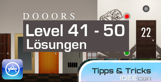 100 Floors Floor 58 Walkthrough